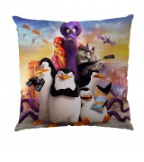 Coussin Pingouins