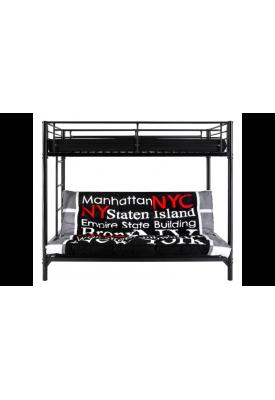 Lit mezzanine NYC