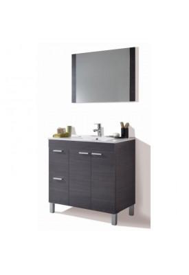Salle de bain complète GriCendre