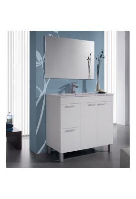 Salle de bain complète White
