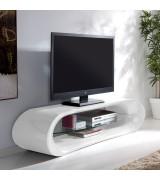 Meuble TV en verre Longueur 160cm