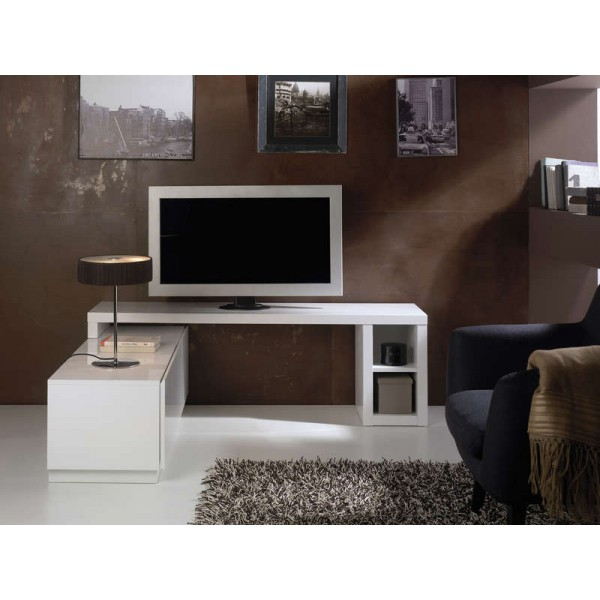 meuble tv modulable nani odesign. Black Bedroom Furniture Sets. Home Design Ideas