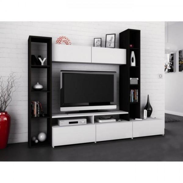 Meuble Tv Mural Lounge : Meuble Tv Mural Corner – Odesign