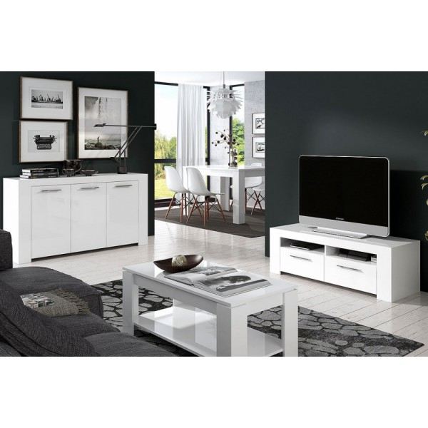 Meuble Tv Kendra : Meuble Tv Amy 120cm – Odesign