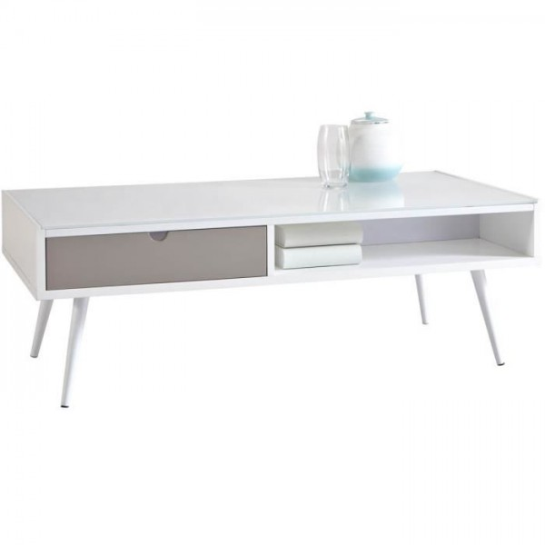 Meuble Tv Kendra : Table Basse Meuble Tv Recto – Odesign