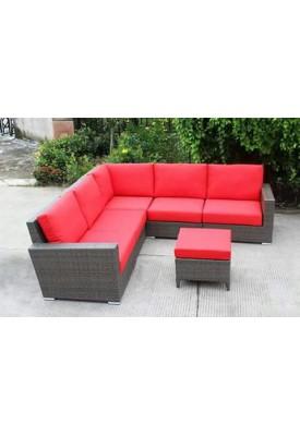 Salon de Jardin Red