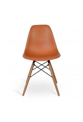 Chaise Orange Brad