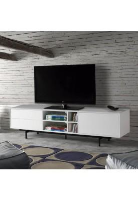Meuble Tv Parij Blanc