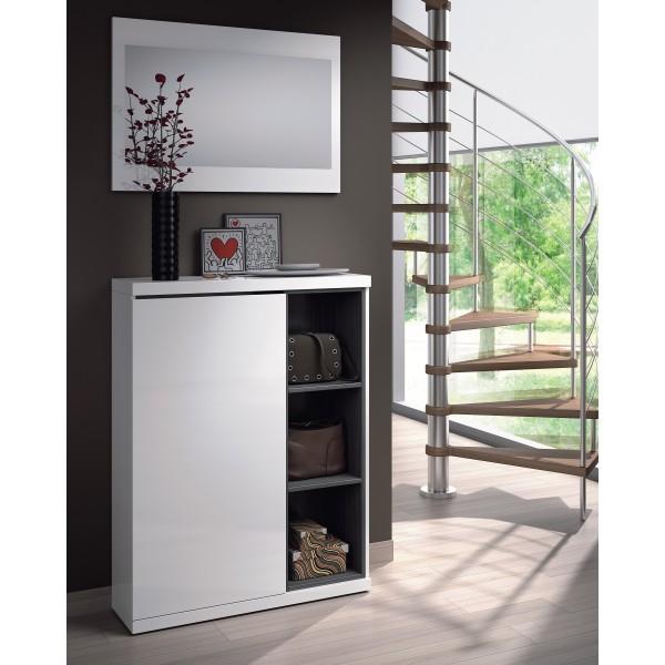 meuble d'entrée adhara - odesign - Petit Meuble D Entree Design