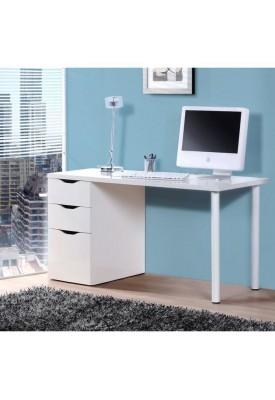 Bureau blanc Athena