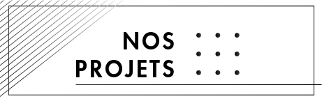 Nos projets design